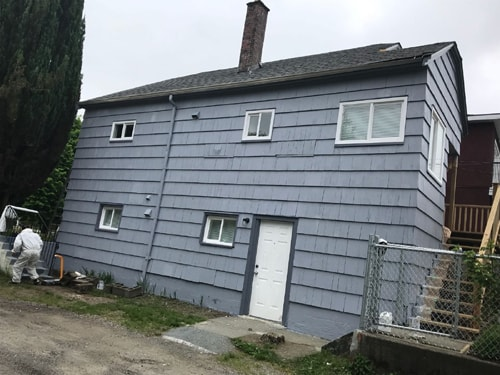 Exterior Painting service in Langley and Surrey