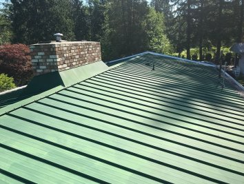 Exterior roofing in Surrey and Maple Ridge
