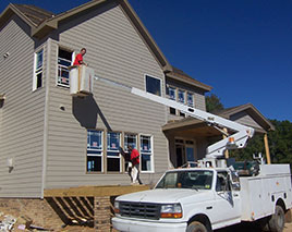 Exterior painting in Maple ridge and Langley