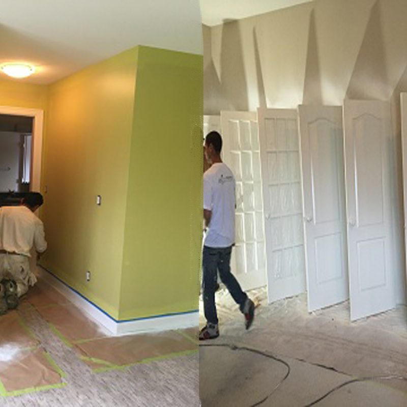 Professional painter in Maple ridge and White rock