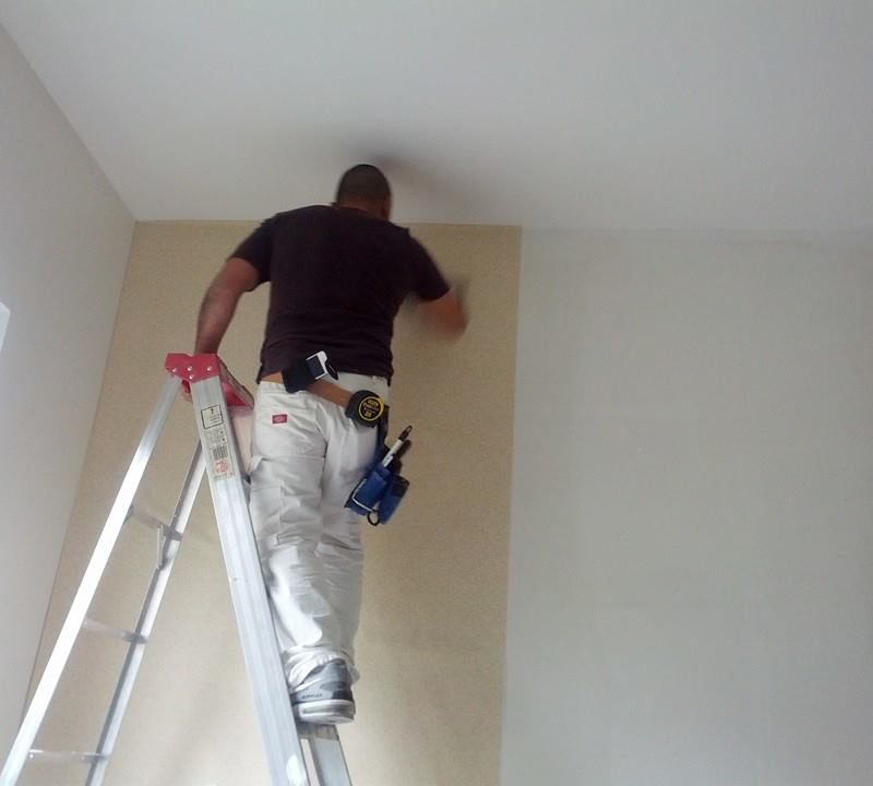 Wall decorators in Surrey and Langley