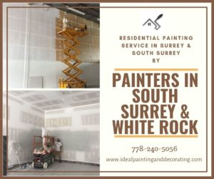 Residential Painting Service in Surrey