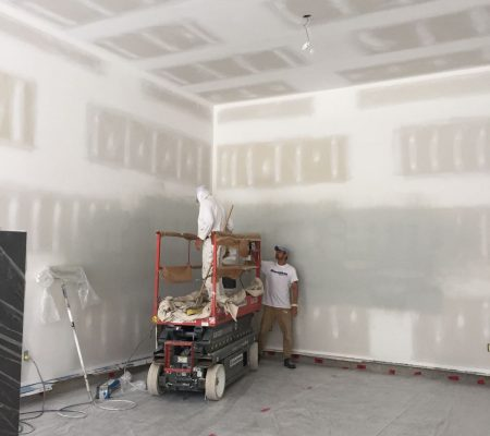 Commercial Interior Paintings